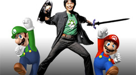 Shigeru Miyamoto timeline