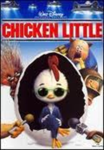 Voice in Chicken Little