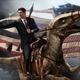 Americanflag raptor