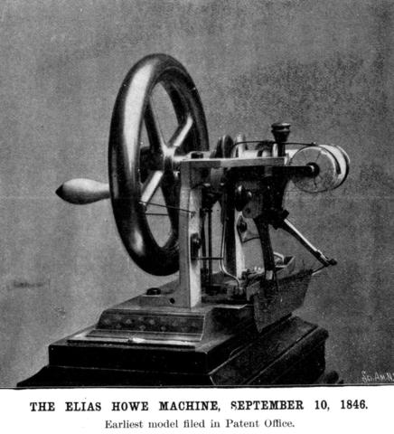 The Sewing Machine An Industrial Success Timeline Timetoast Timelines Classy Balthasar Krems Sewing Machine