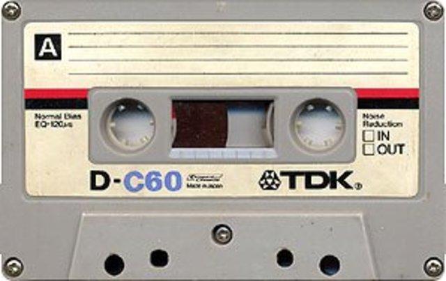 Compact Cassette Tape