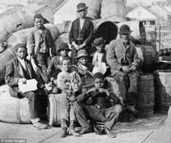 african american history 1400s 1800s timeline timetoast timelines