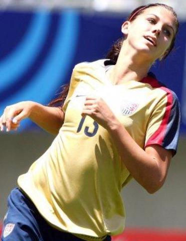 Alex scores Wining goal in FIFA U-20  Women's World Cup