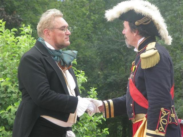 cavour and napoleon iii meet