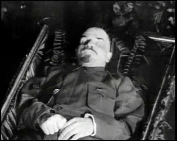 Смерть Ленина