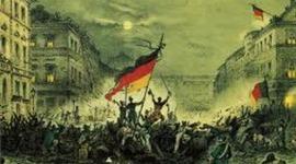 Germany 1848 Revolution timeline