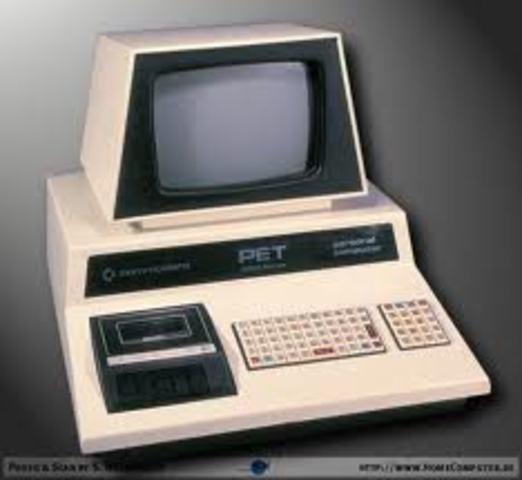 Computadoras posteriores