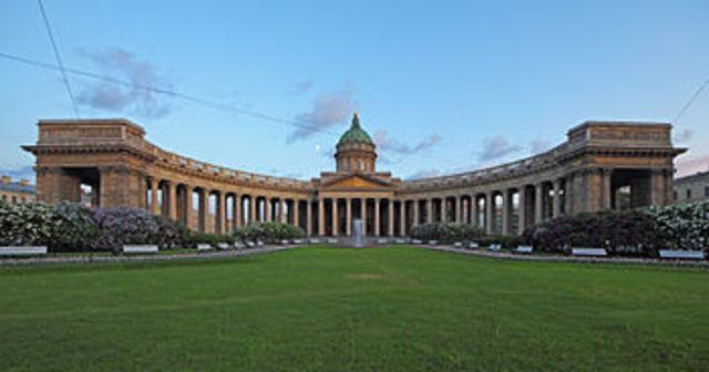 Казанский собор в С - Петербурге