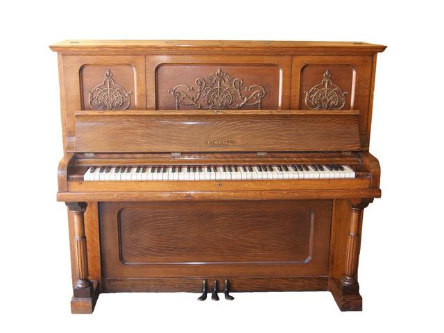 L'instrument predilecte és el piano