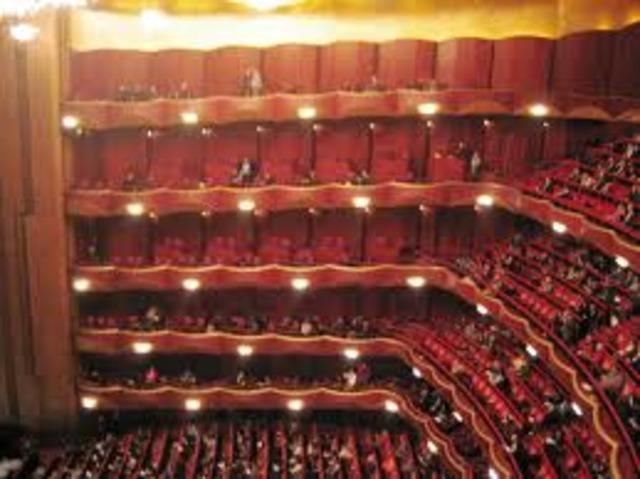 Neix la òpera