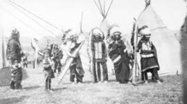 Ligne De Temps :Perspective des premiers nations timeline