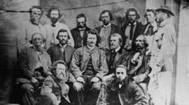 Histoire des Métis timeline