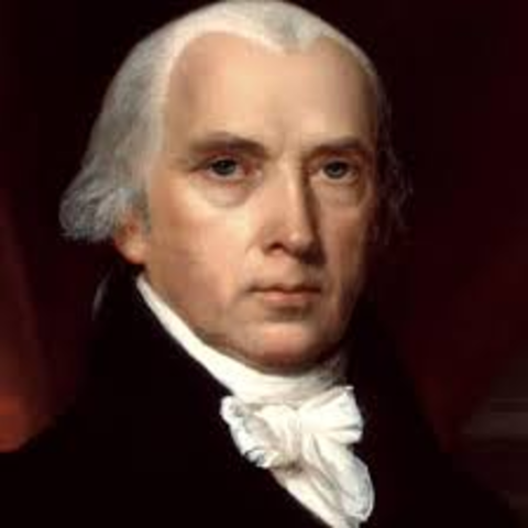 James Madison is Inagurated President