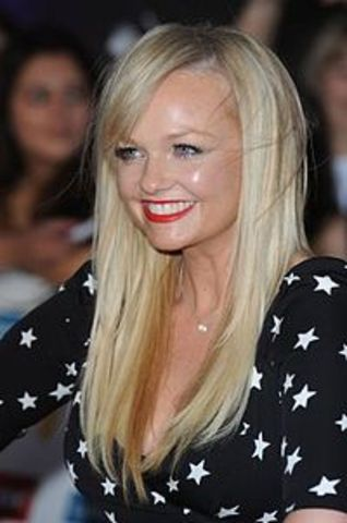 Emma Bunton is born
