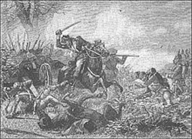 First Battle of Saratoga