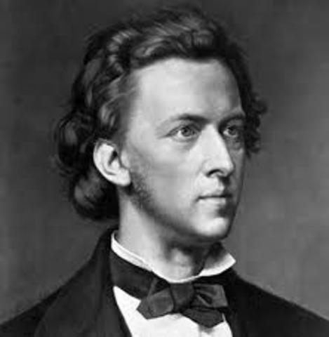 Primera obra de Chopin