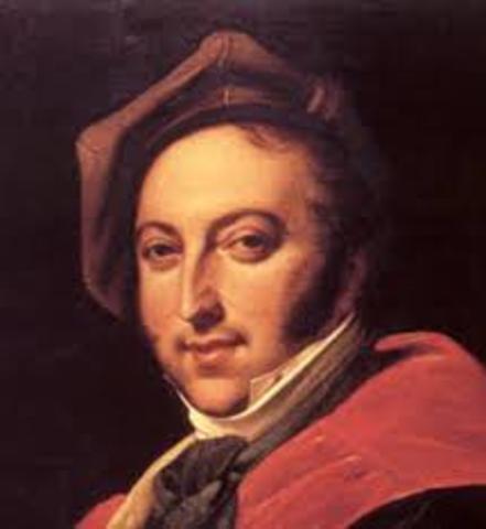 Òpera còmica a Italia de G.Rossini