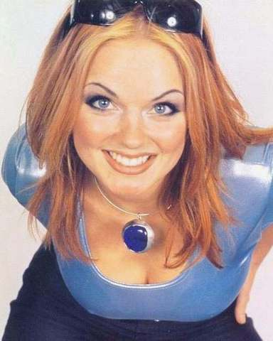 Geri Halliwell is born