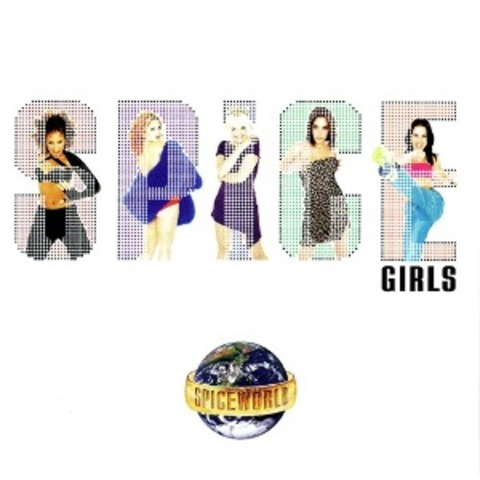 SpiceWorld (album) is released