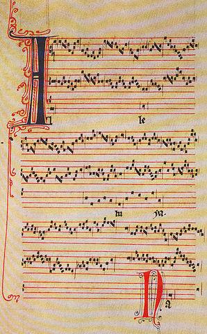 Els origens de la polifonia religiosa
