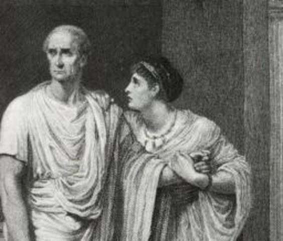 julius caesar and calpurnia relationship help