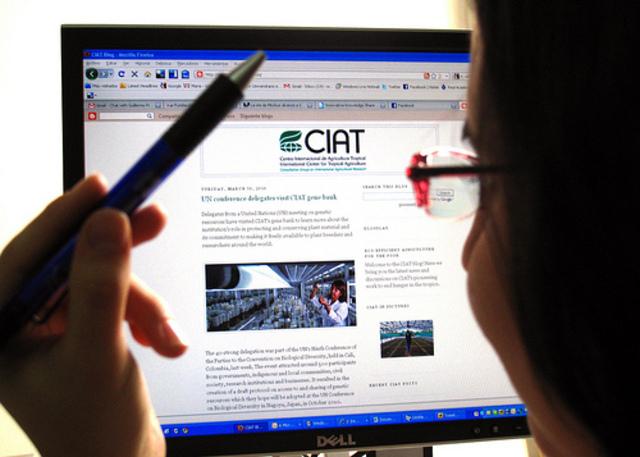 Nace el blog del CIAT