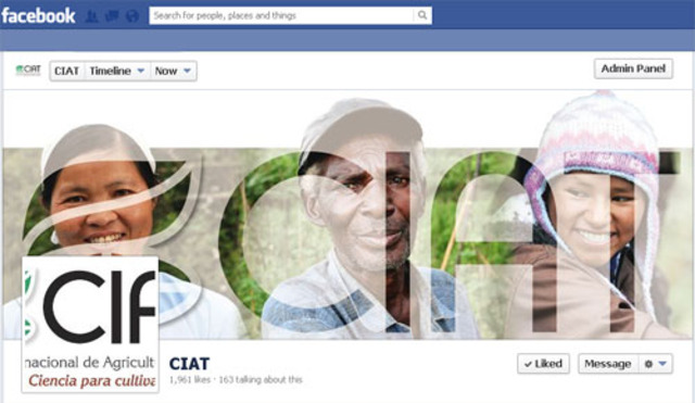 CIAT en Facebook