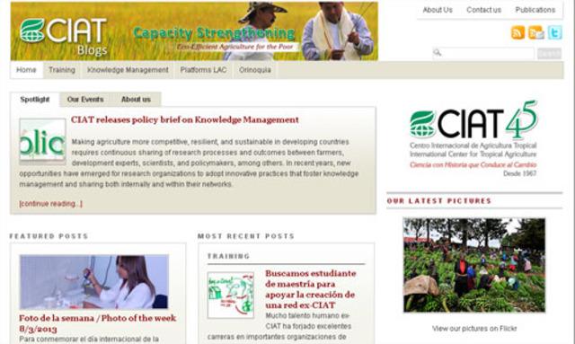 Blog de Capacity