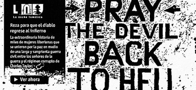 """España, documental """"Reza para que el diablo regrese al infierno"""""""