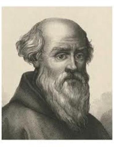 Naixement de Guido d'Arezzo