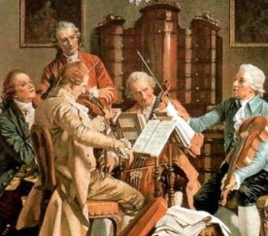 Música del classicisme