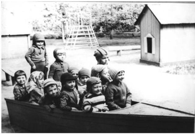 организация деятельности с детьми