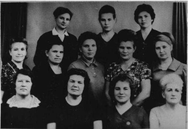 коллектив 1963 года