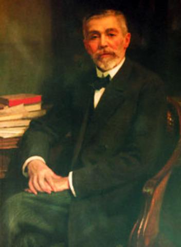 Nacimiento de Federico Santa Maria Carrera
