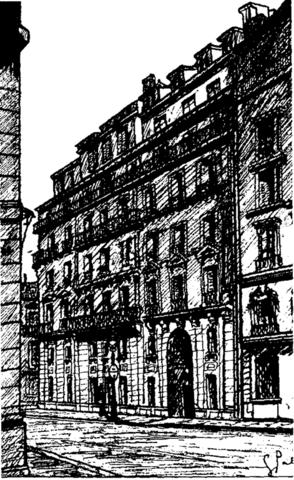 Paris y el negocio del azucar
