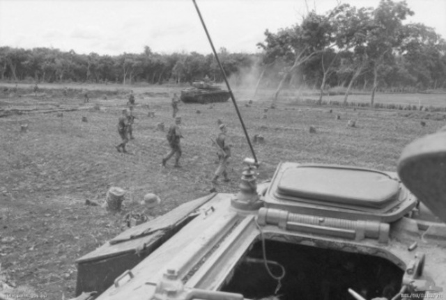 Operation Hammer (Battle of Binh Ba)