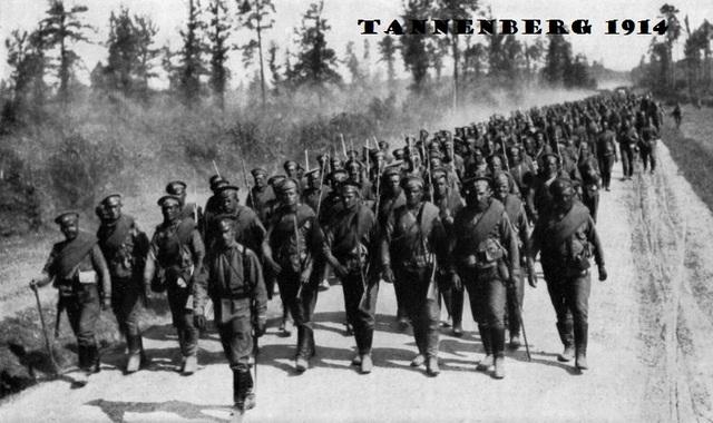 La Battaille de Tannenbeg
