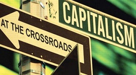 A evolução do capitalismo timeline