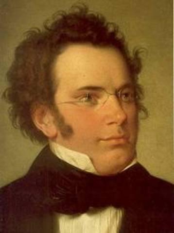 Neix Schubert