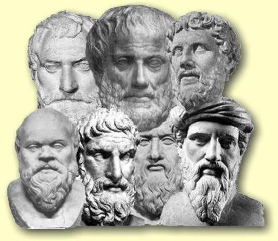 Griegos tiempo A.C.