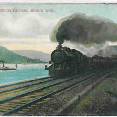 The Locomotive's Travel Through Time and Innovations timeline