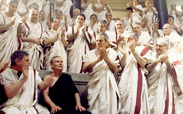 Romanos tiempo A.C.