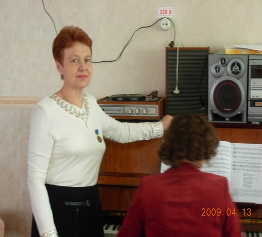 Яковлева Г.Н. - музыкальный руководитель