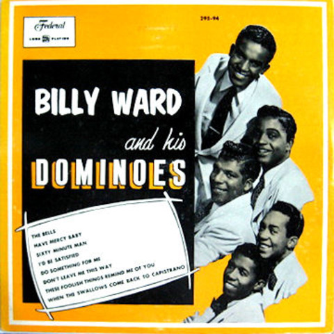Billy Ward and his dominoes
