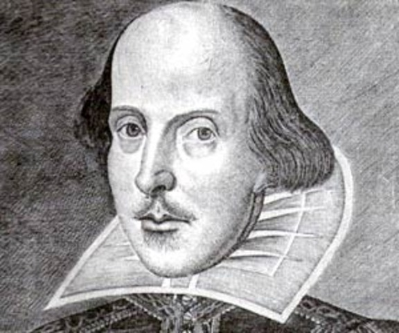 Death of William Shakespeare