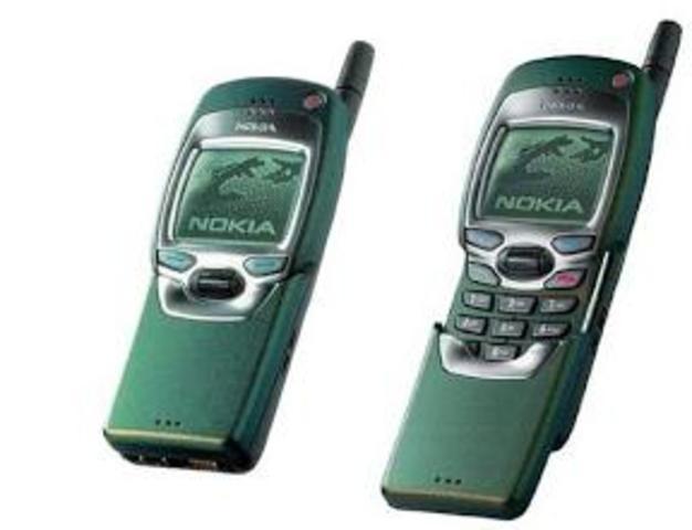 Nokia lanza 7110