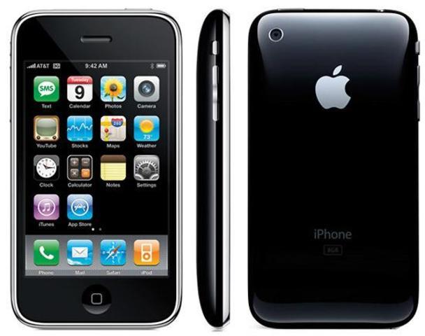 el iPhone, 3GS