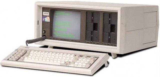 появление Compaq Portable