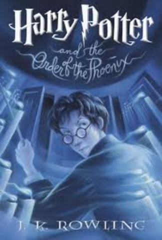Harry Potter and the Order of the Phoenix book published.