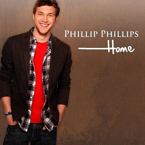 """Phillips wins """"Idol"""" and """"Home"""""""